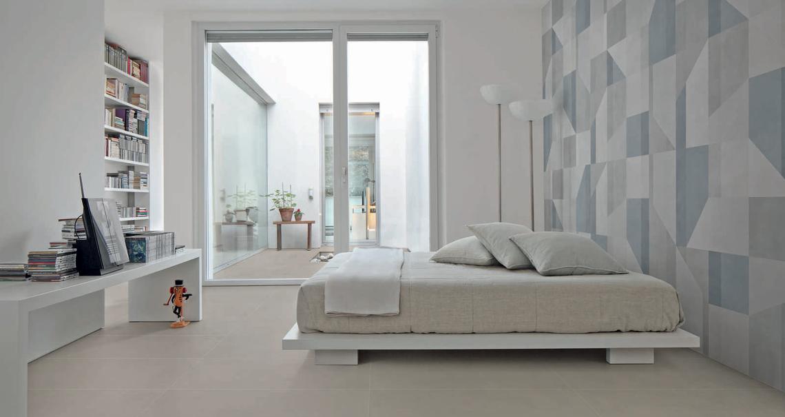 Alchimia - Efecto Cemento - Dormitorio