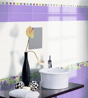 Azulejo: Violeta Baño | Marazzi