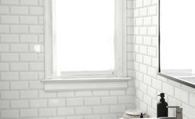 Azulejos cuarto de ba o cer mica y porcel nico marazzi - Azulejos hexagonales bano ...