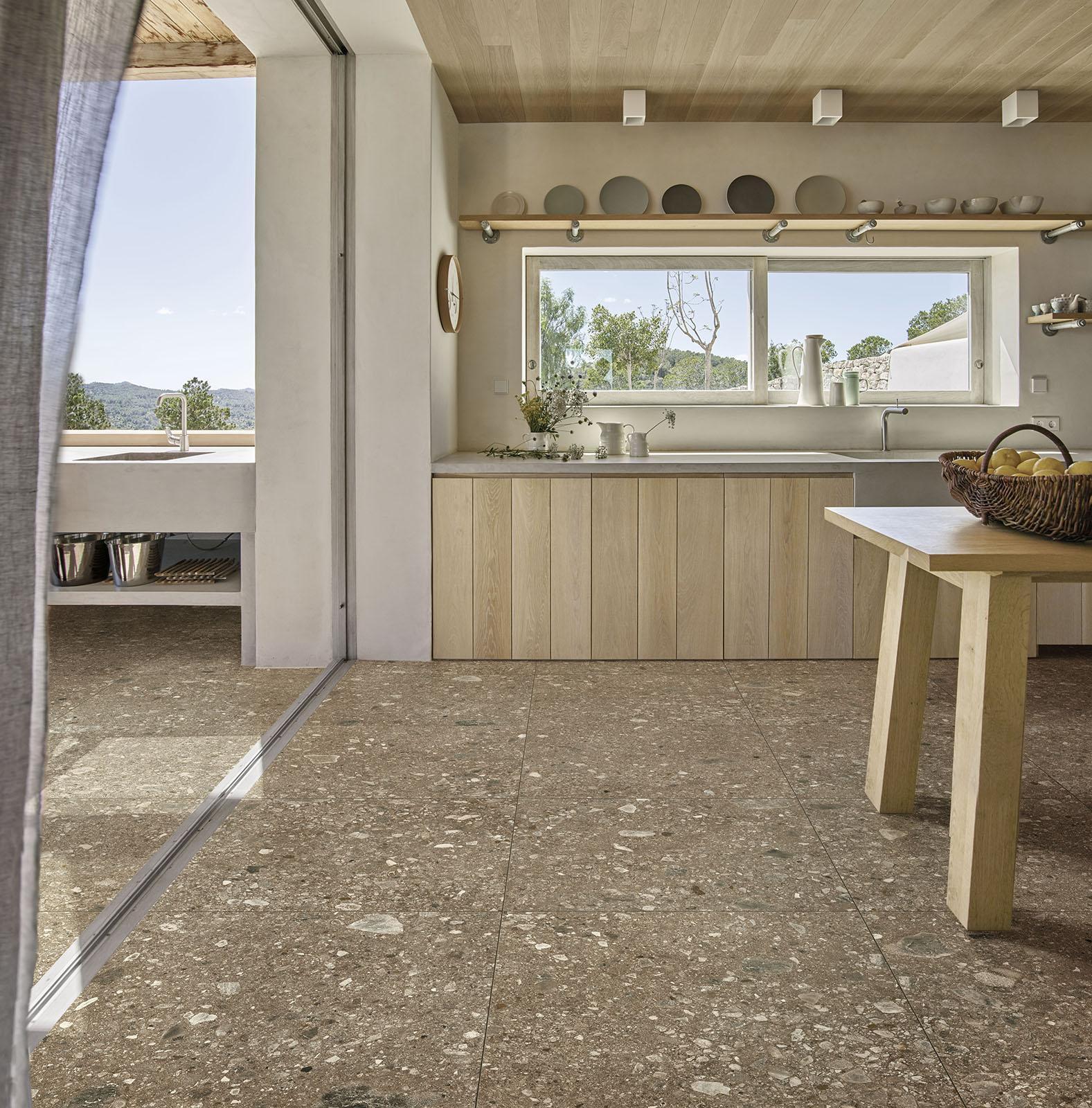 Azulejo Efecto Piedra Interior y Exterior Marazzi