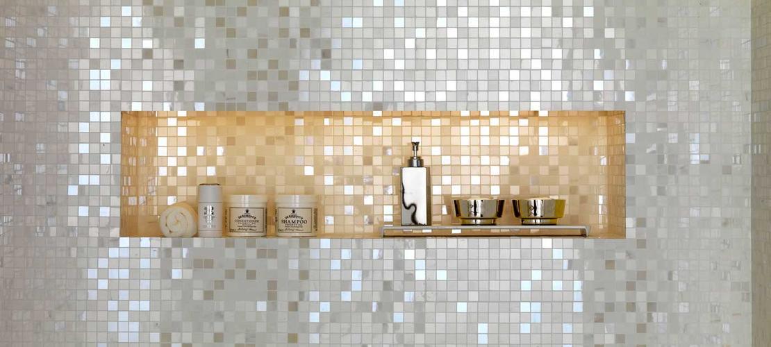 Azulejo mosaico ba o y otros espacios marazzi - Azulejos para mosaicos ...