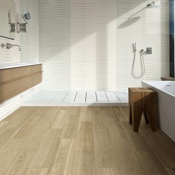 Azulejo efecto madera ba o marazzi - Azulejos imitacion madera ...