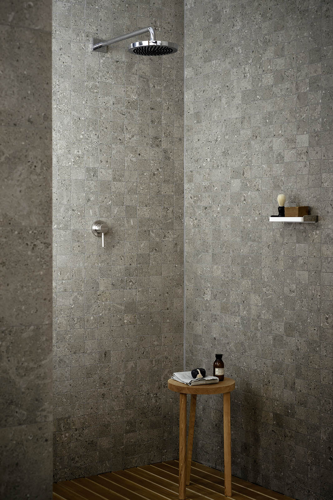 paredes en piedras para interiores minimal