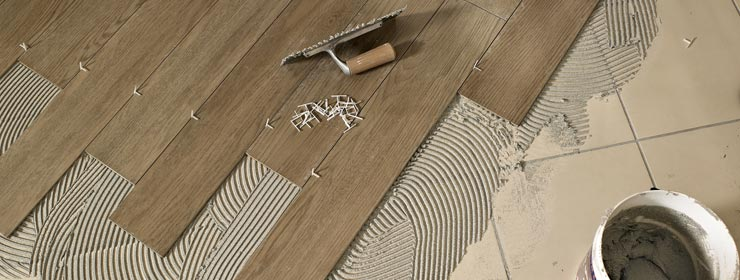 Marazzi Tiles with thin thickness