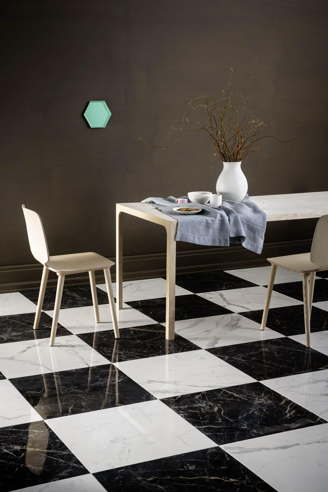 Allmarble, el gres para baño, cocina y salón | Marazzi