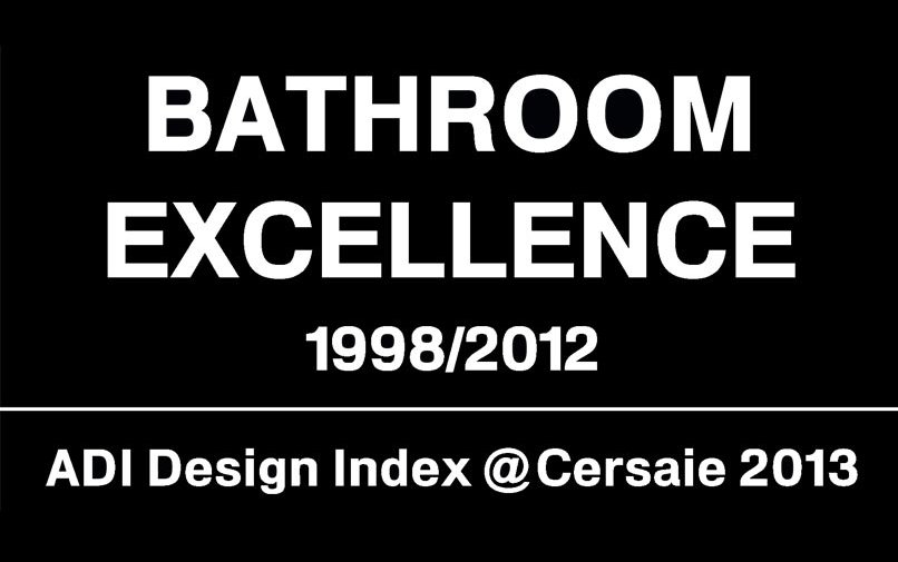 Marazzi en «Bathroom Excellence 1998-2012»