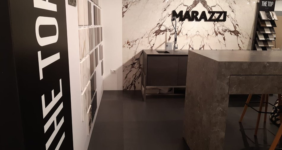 Marazzi The Top en SICAM 2019