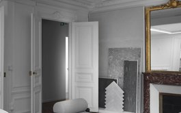 The new Marazzi Showroom in Paris at Saint-Germain-des-Prés