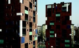 Subsidized Residential Tall Buildings_photo by Cino Zucchi