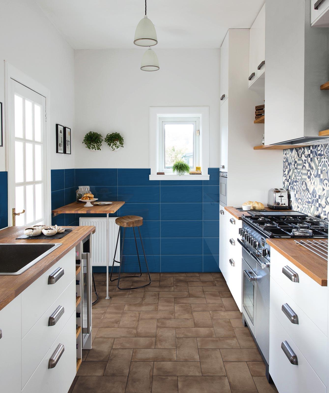 Azulejos cocina ideas cer mica y gres marazzi for Azulejos cocina