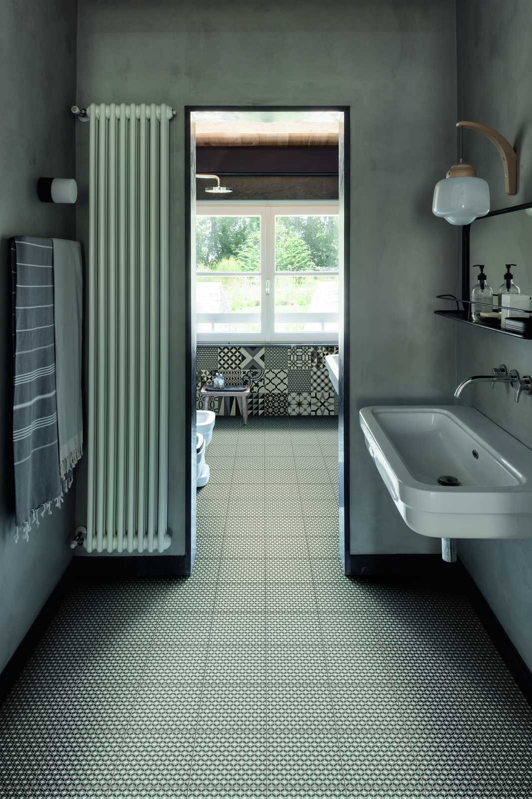 Azulejos cuarto de ba o cer mica y porcel nico marazzi for Bagno y bagno gr