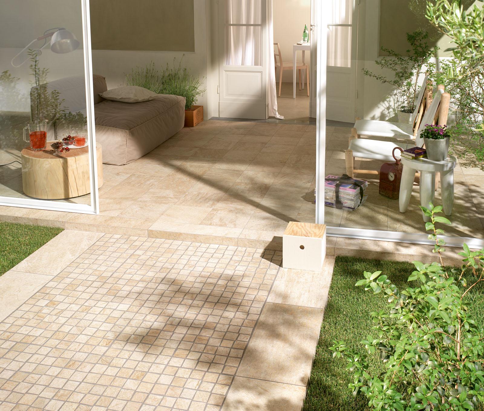 Multiquartz gres porcel nico para exteriores marazzi - Gres porcelanico para exterior ...