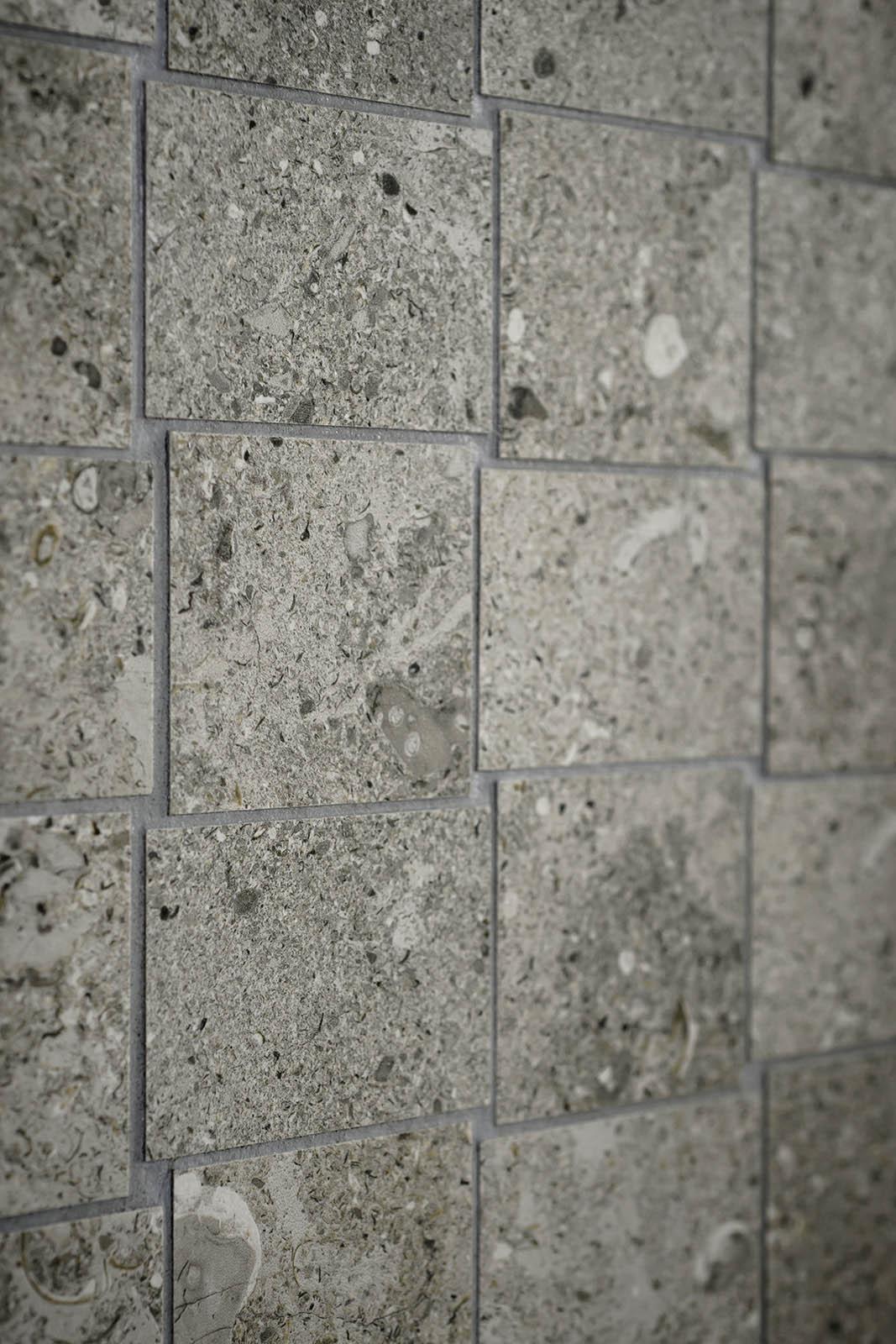 Mystone gris fleury gres imitaci n piedra marazzi - Gres imitacion piedra natural ...