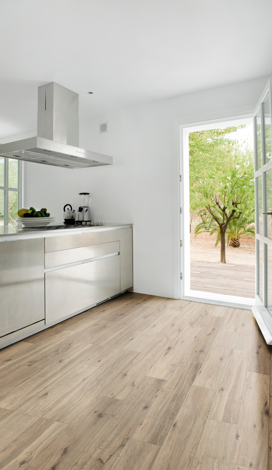 Treverkview gres imitaci n madera marazzi for Imitacion azulejos cocina