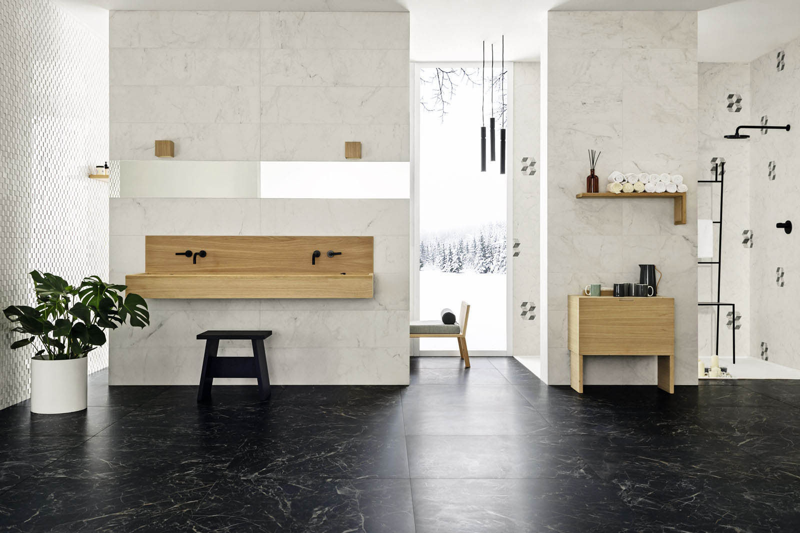 Azulejos Baño Ceramica:Marazzi Bathroom Tile Ideas