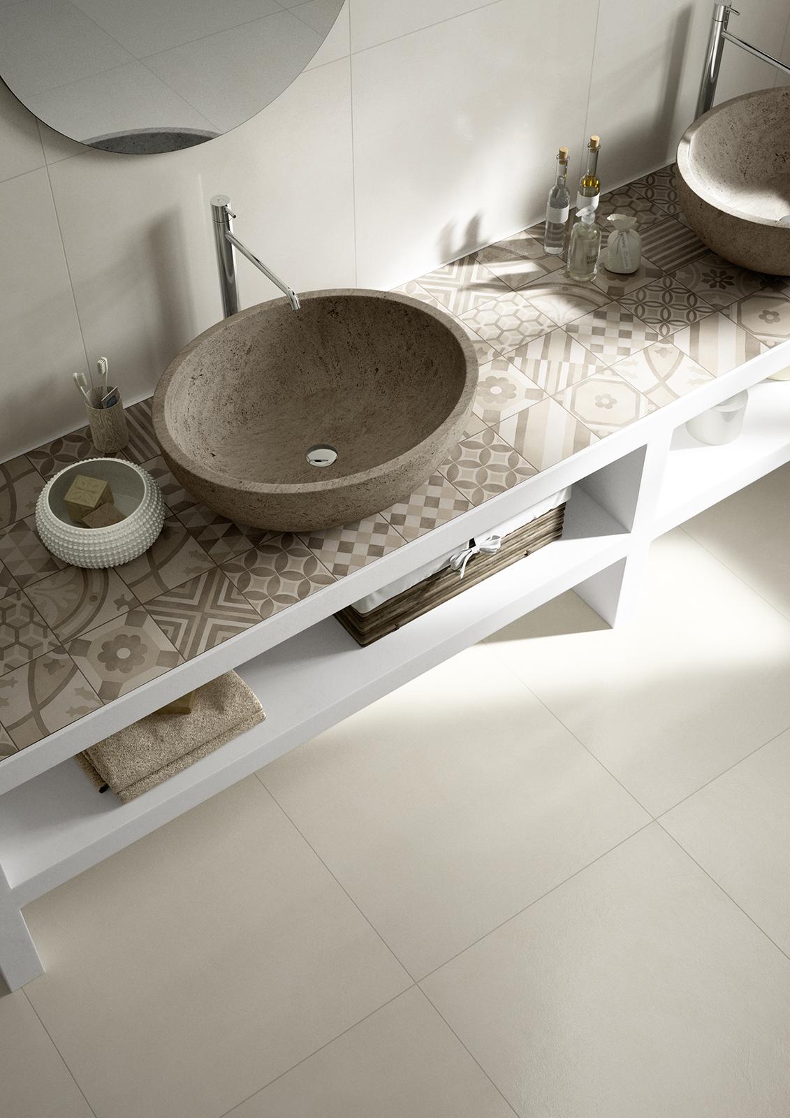 Azulejos Baño Saloni:Azulejos y mosaicos para tu baño y para el revestimiento de la ducha