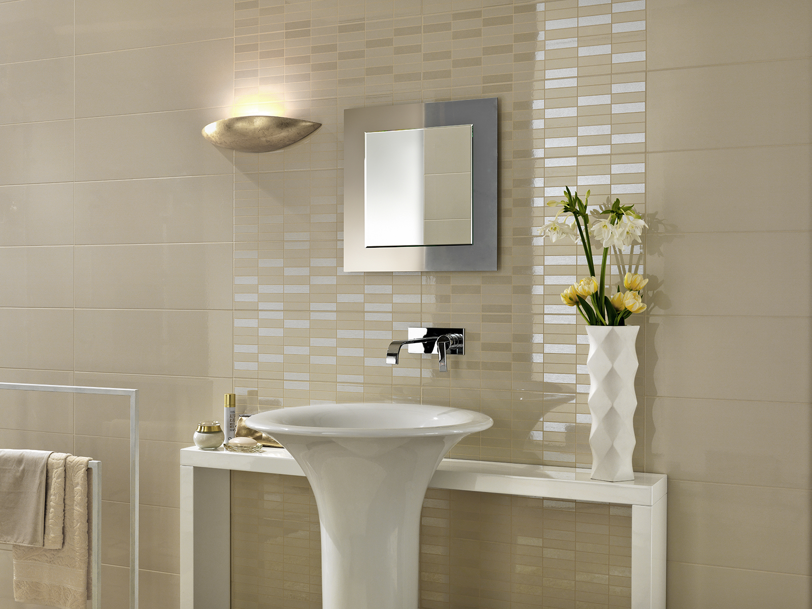 colourline cer mica brillante para ba o marazzi