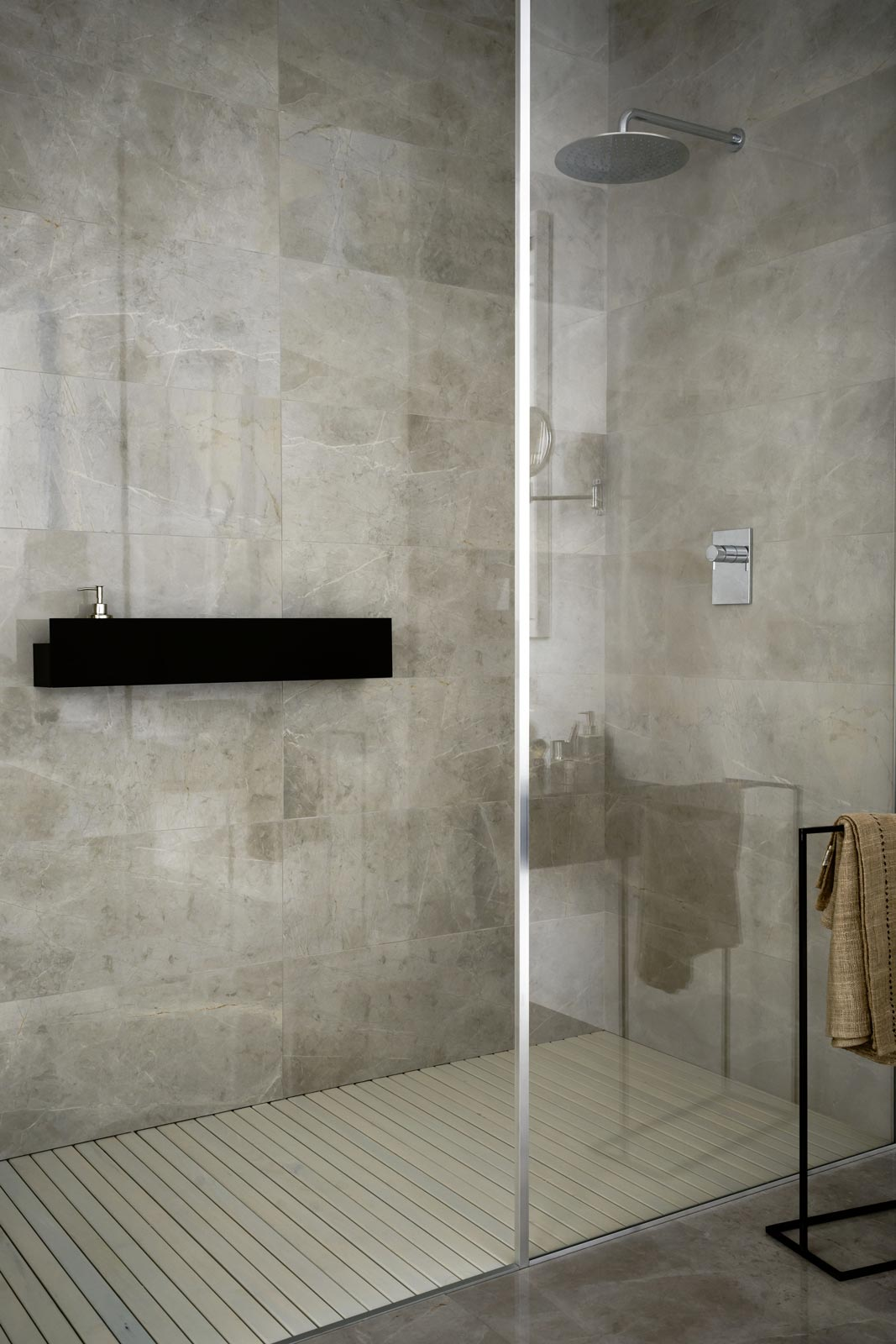 Azulejos Baño Saloni:Marazzi Porcelain Tile Shower