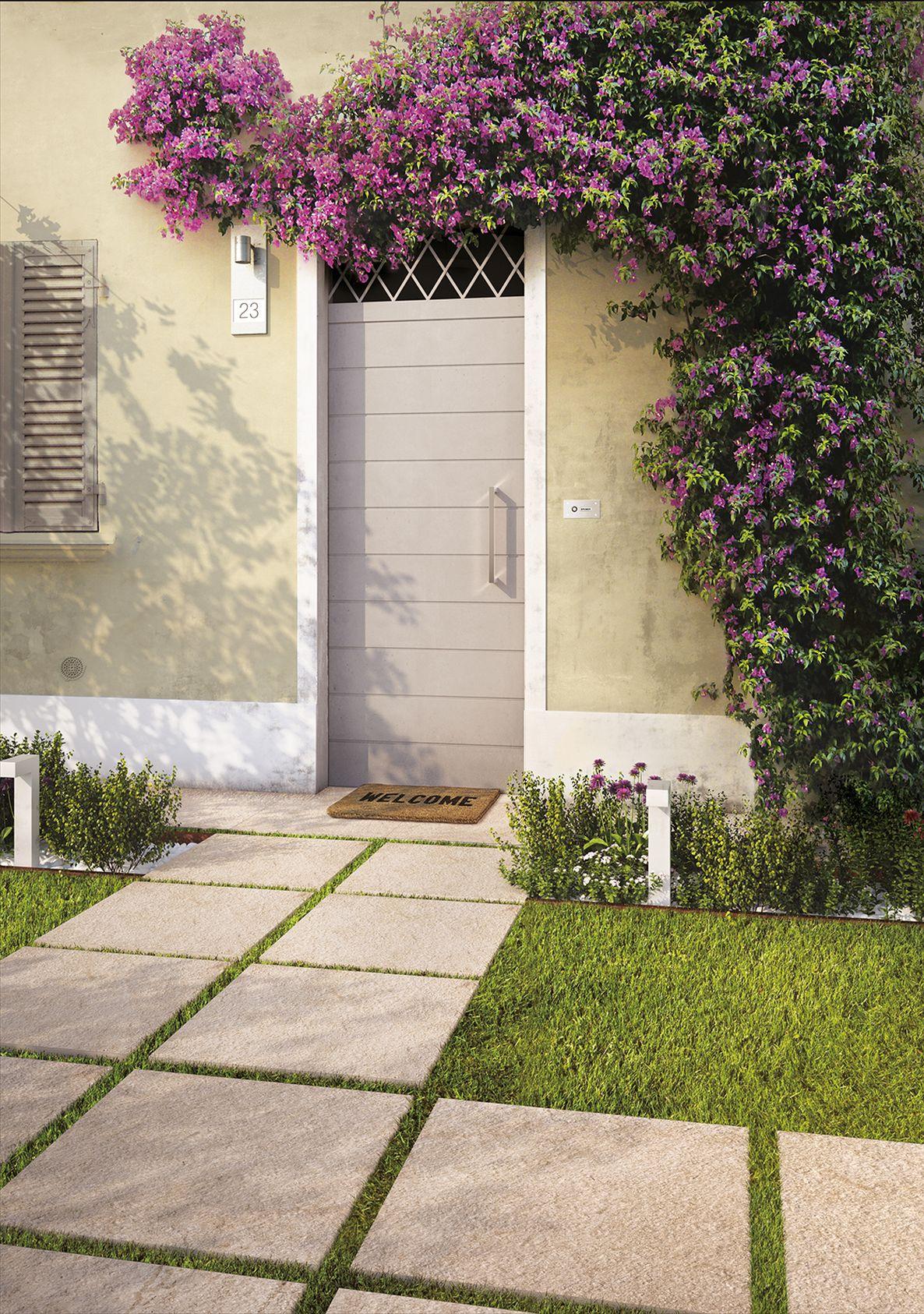 Multiquartz20 gres porcel nico para exteriores marazzi - Gres para exteriores ...