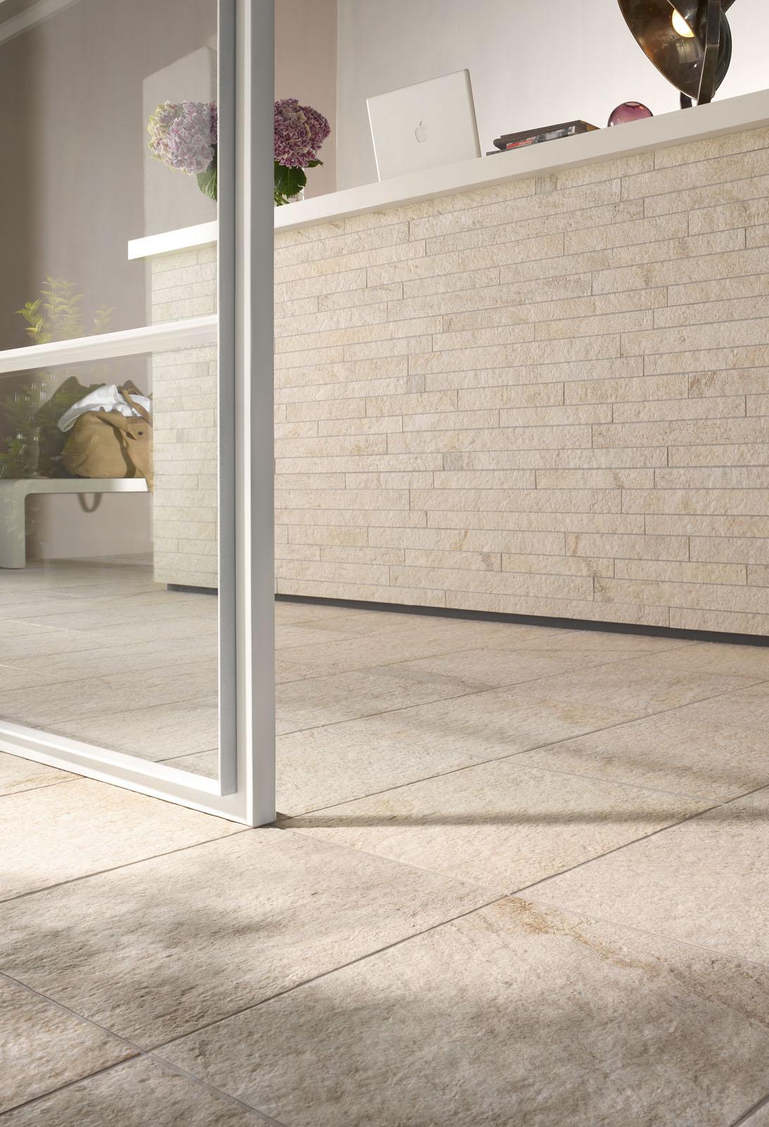 Multiquartz gres porcel nico para exteriores marazzi - Gres porcelanico limpieza ...