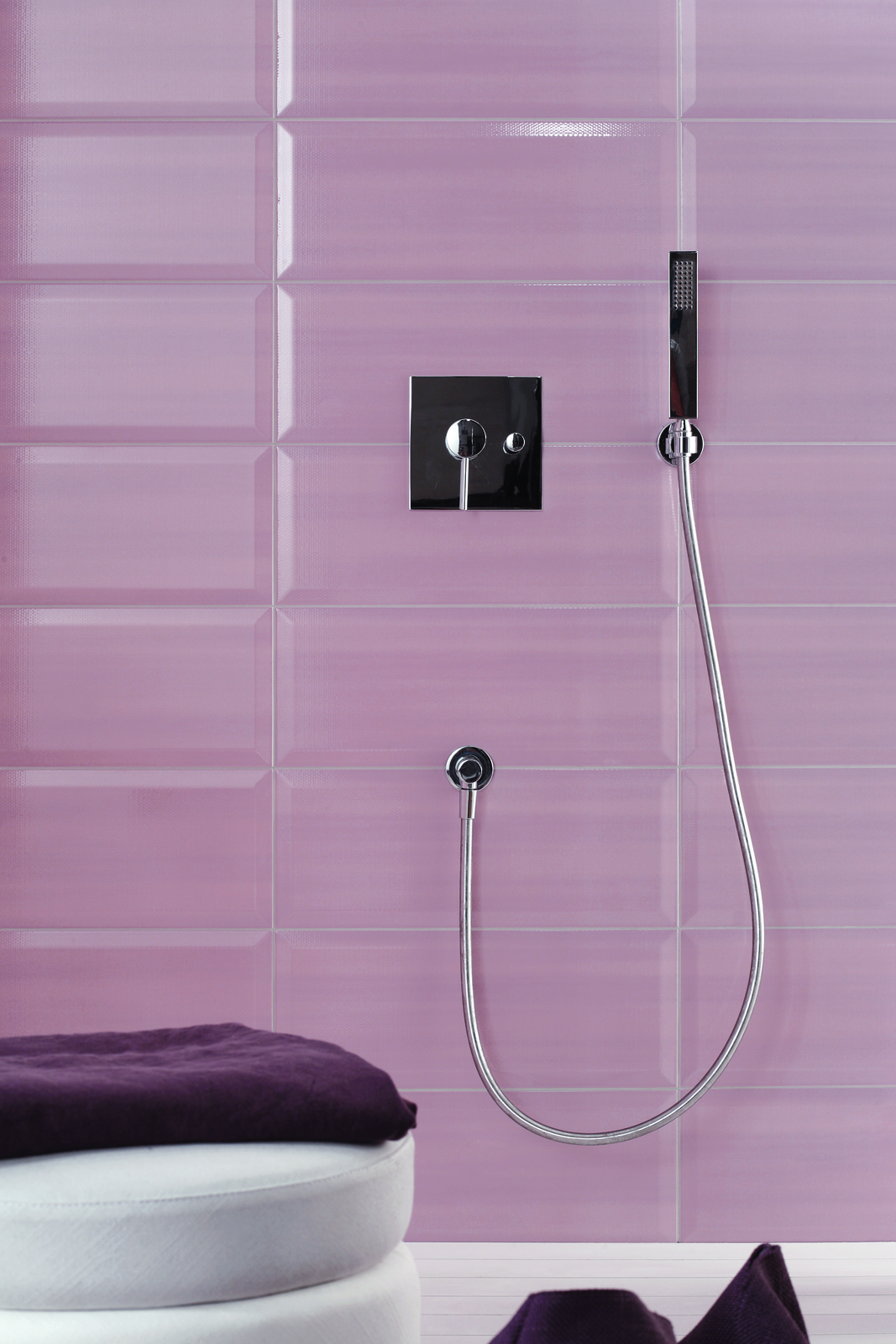 Azulejos Baño Color Rosa:Covering Ceramic Tile Bathroom