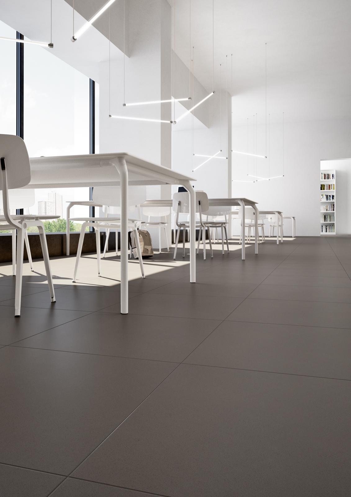 Sistemb gres porcel nico para arquitectura marazzi - Gres porcelanico limpieza ...