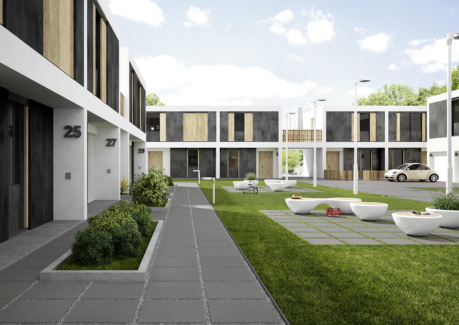 Sistemn20 pavimentos para exteriores marazzi for Pavimentos ecologicos para exteriores