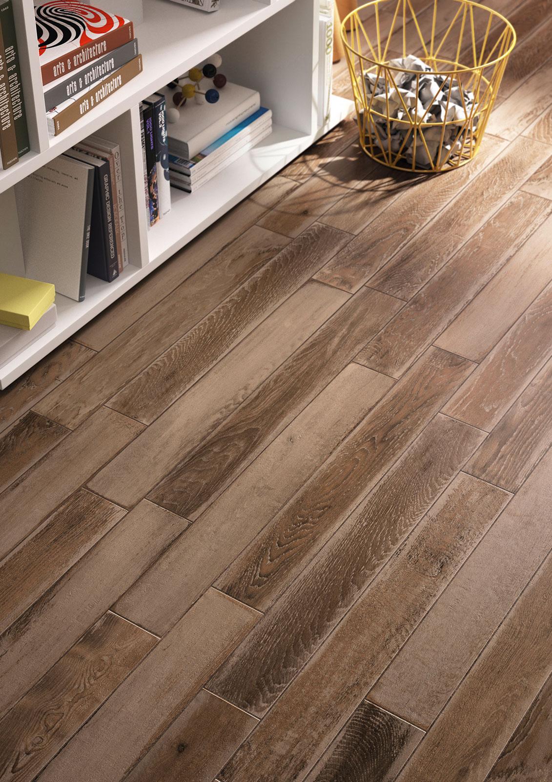 Treverkage gres imitaci n madera para pavimentos marazzi - Pavimento ceramico imitacion madera ...