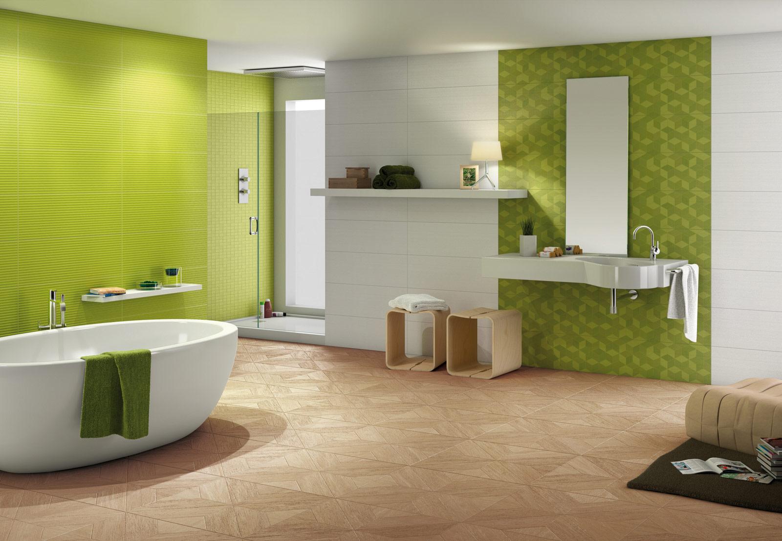 Verano gres porcel nico revestimiento ba os spa marazzi - Piastrelle colorate per bagno ...