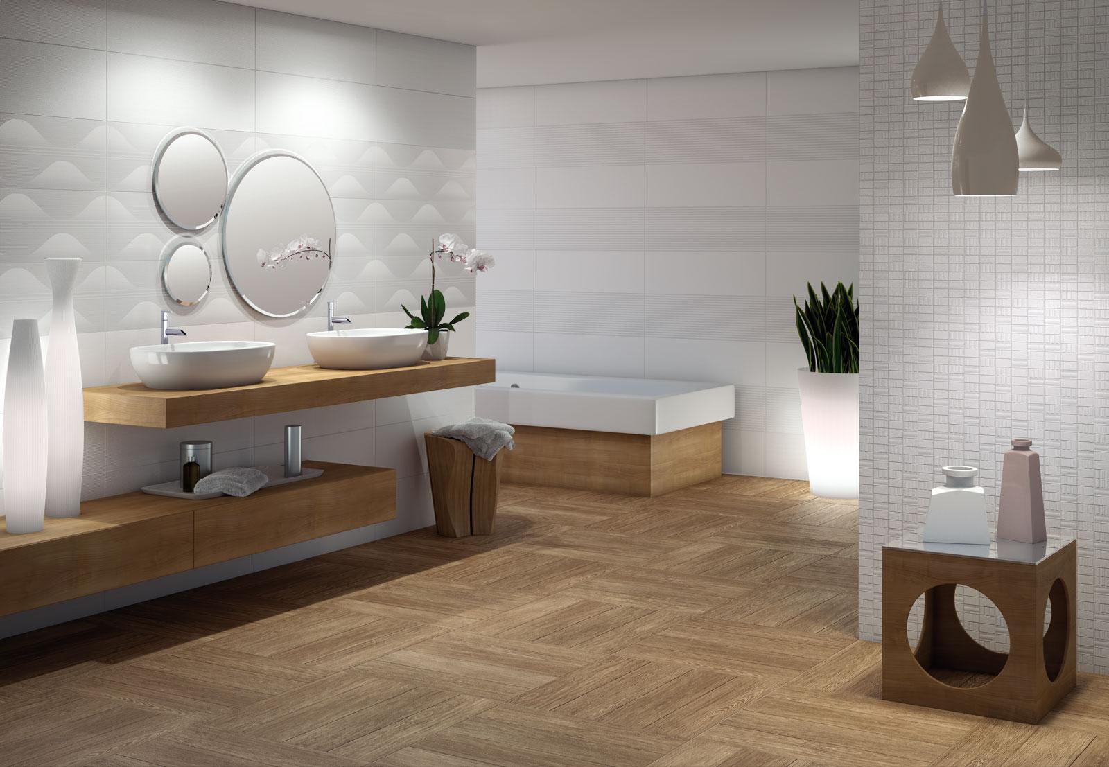 Verano gres porcel nico revestimiento ba os spa marazzi Revestimiento bano moderno