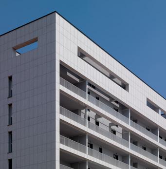 Cena 23 Milán - Fachada ventilada recalificación urbana