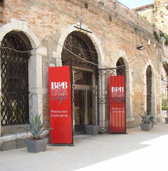 Cafetería del Arsenal, Venecia