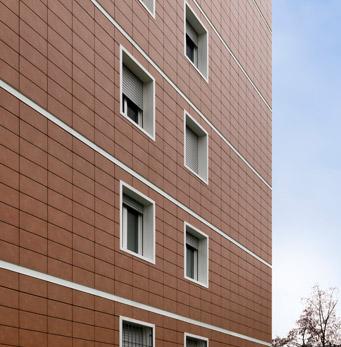 "Complejo Residencial ""Quartiere Q43"", Turín"
